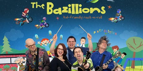 Halloween Costume Ball with The Bazillions tickets