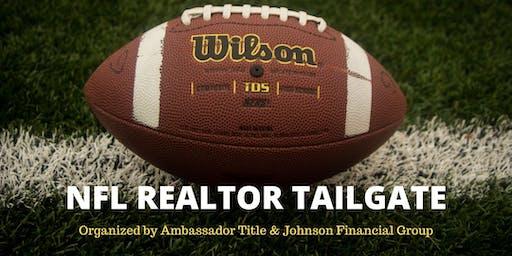 NFL TAILGATE FOR REALTORS