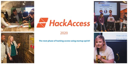 Hack Access 2020 Launch Event