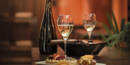 Champagne and Cigar