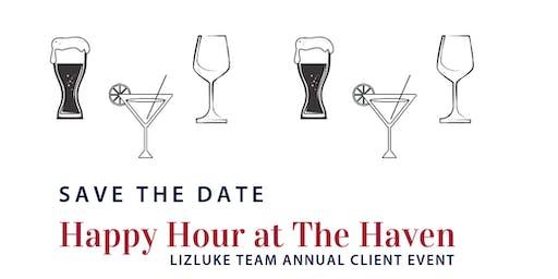 The Haven Happy Hour | LizLuke Team Client Event