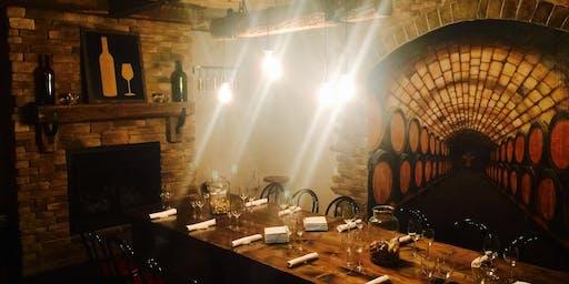 Cave Tasting-Food & Wine Pairing