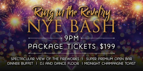Ring in the Revelry 2019 - NYE Bash at Landry's Seafood House French Quarter! tickets