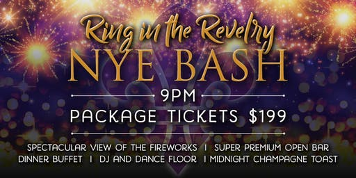 Ring in the Revelry 2019 - NYE Bash at Landry's Seafood House French Quarter!