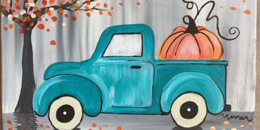 Harvest Truck Paint Party