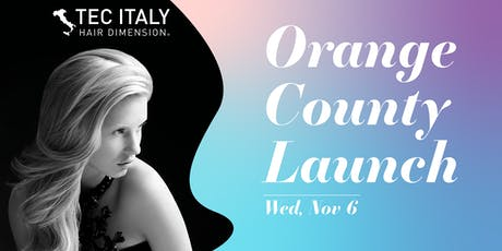 Tec Italy Orange County Launch tickets