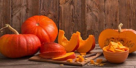 Pumpkin Pleasures tickets