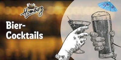 Bier-Cocktails - das Craftbeer Tasting
