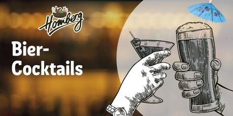 Bier-Cocktails - das Craftbeer Tasting Tickets
