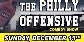The Philly Offensive Comedy Show with Angel Salazar