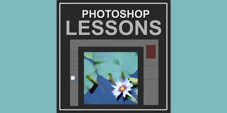 Photoshop Lessons in October tickets