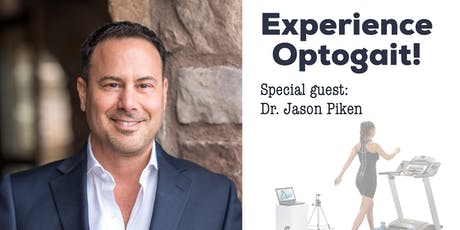 Optogait is BACK!  (Special Guest: Dr. Jason Piken) tickets
