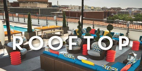 Weekend Rooftop Pool and Lounge Day Passes tickets