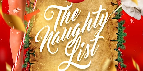 The Naughty List 2019 tickets