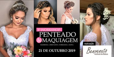 Workshop Penteado e Maquiagem