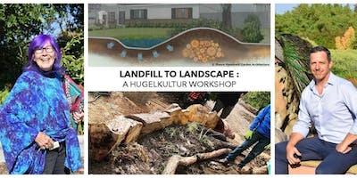 Hugelkultur Workshop - First Time in San Diego!