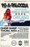 Girls Rock! Chicago benefit