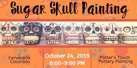 Sugar Skull Painting at Cervecería Colorado (10/24) tickets