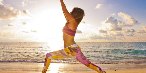 Tone Up Tuesday: Day of the Dead Yoga Flow (by Anny Noratto)