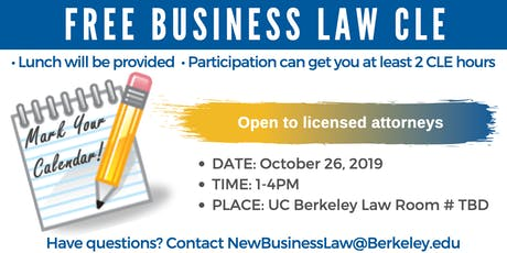 NBCLC TRANSACTIONAL BUSINESS LAW CLE tickets