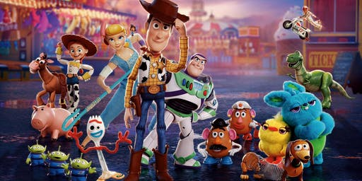 Toy Story 4 - Family Movie Night