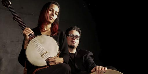 An Evening With Rhiannon Giddens And Francesco Turrisi