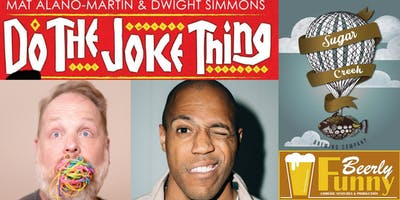 Do the Joke Thing - A Beerly Funny Comedy Show