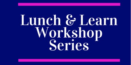 Pets & Abuse: Woman Abuse Prevention Month Lunch & Learn Workshop Series tickets