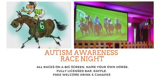 An Auty Horse Race Night in Soho