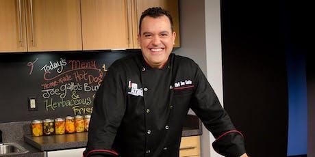 Chef Joe Gatto's Cooking Classes tickets