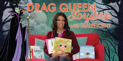 Spooky Drag Queen Storytime with Maleficent