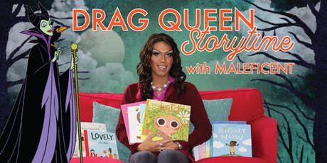 Spooky Drag Queen Storytime with Maleficent tickets