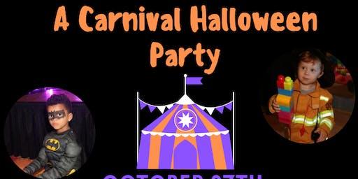 KIDS HALLOWEEN CARNIVAL DANCE PARTY