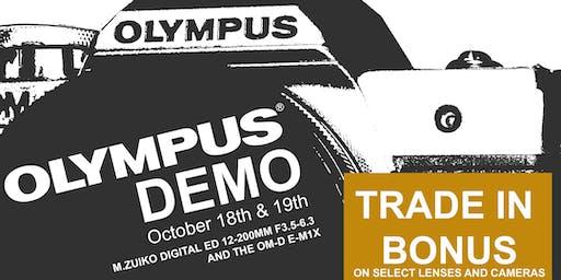 Olympus Demo Days