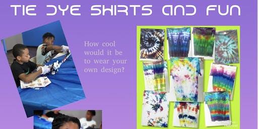 Tie Dye and Fun
