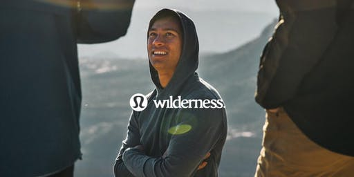 lululemon x Wilderness