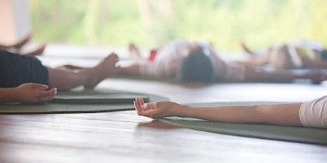 MAKING the PAUSE - Friday Night Restorative Yoga (November- May) tickets