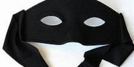 Wisdom-Costume Competition & Murder Mystery