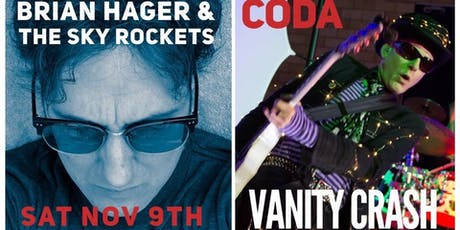 Vanity Crash | Brian Alan Hager tickets