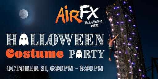 AirFX Halloween Costume Party