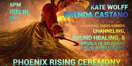 Phoenix Rising Ceremony tickets