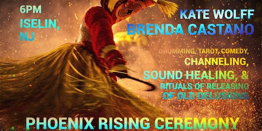 Phoenix Rising Ceremony