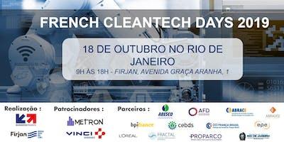 French Cleantech Days RJ - Eficiência energética para a indústria