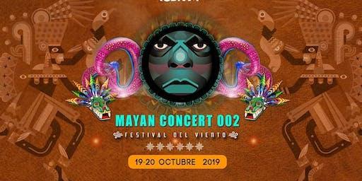 Mayan Concert 002 Cortesías La Creme Mx