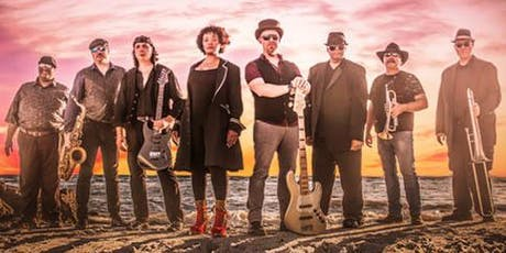 Reverend Barry & The Funk tickets
