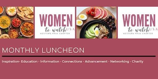 Women to Watch Western Mass Luncheon