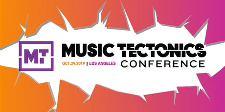 Music Tectonics: Music Tech Conference | L.A. tickets