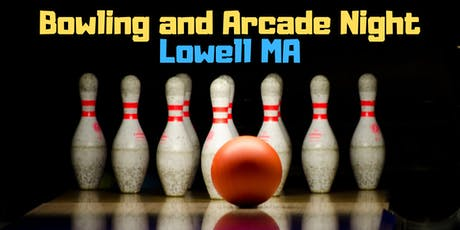 Bowling and Arcade Night tickets