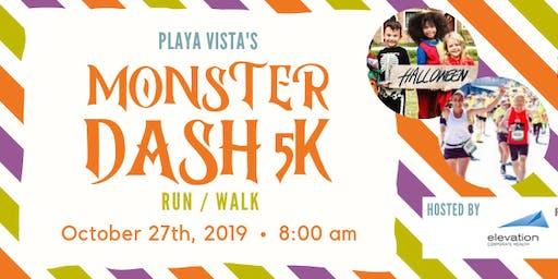 Playa Vista Monster Dash 5K Run/Walk