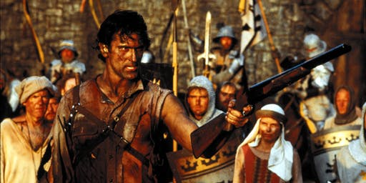 Special Event: Army of Darkness - October 25 at 7pm
